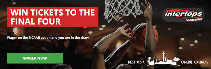 Win 2020 Final Four Tickets at a Top USA Online Sportsbook