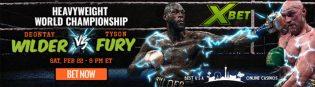 Best Offshore Odds for Wilder vs Fury 2