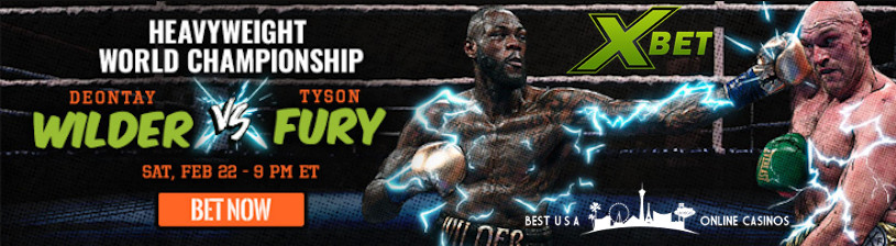Best Offshore Odds for Wilder vs Fury 2