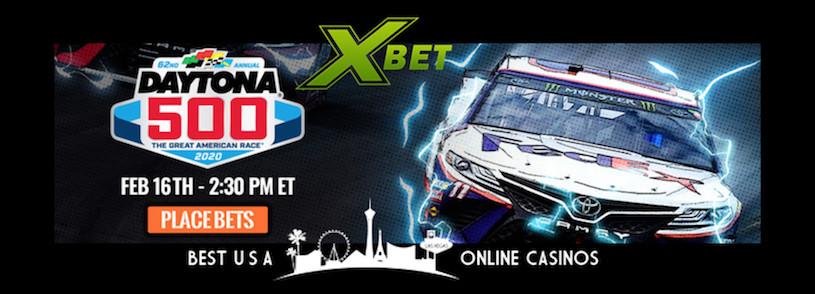 Bet the 2020 Daytona 500 Online