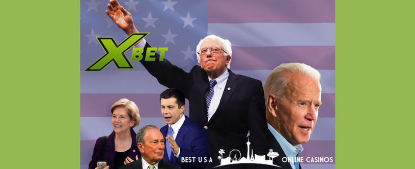 Bet on 2020 Democratic Primaries a top U.S. Online Sportsbook