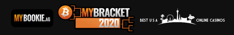 Bitcoin MyBracket Invitational 2020 at MyBookie