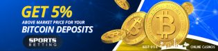 Extra Money for Bitcoin Deposits at SportsBetting.ag