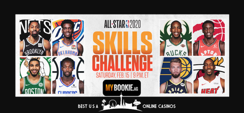 Gamble on NBA All Star Weekend 2020