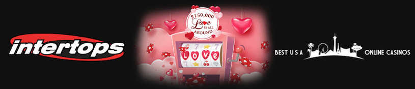 Intertops Casino Valentine's Day 2020 Promotion