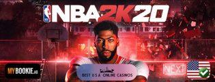 Bet on NBA 2K20 Video Games During Pandemic Shutdown