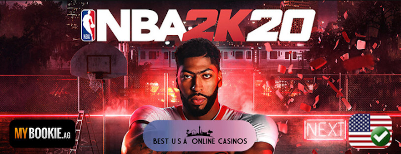 Bet on NBA 2K20 Video Games During Pandemic Shutdown