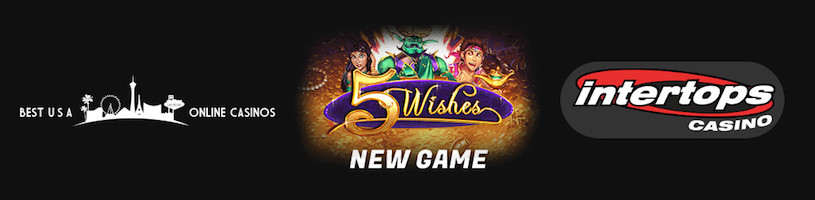 Free Spins and Deposit Bonuses for 5 Wishes Slots