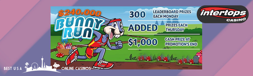 Intertops Casino $240,000 Bunny Run for 2020