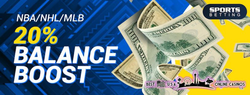 USA Offshore Sportsbook Coronavirus Betting Boost