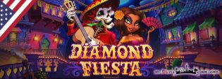 Deposit Bonuses and Free Spins for Diamond Fiesta Slots at Online Casinos