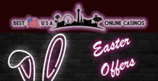 Easter Bonuses and Free Slots Spins at U.S. Online Casinos