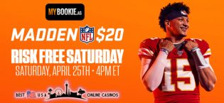 Risk Free Bet on Madden 2020 Video Game at Top Offshore Sportsbook