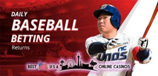 Bet KBO Baseball at USA Online Sportsbooks