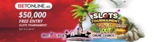 BetOnline Fruit Loot Slots Tournament