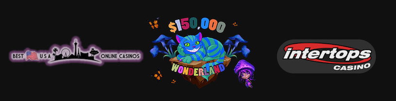 Intertops $100,000 Wonderland Casino Promotion
