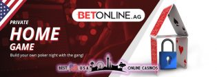 Private Home Poker Games at BetOnline