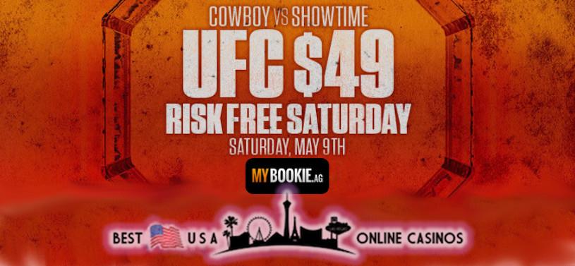 UFC 249 Free Bet at Top USA Online Sportsbook