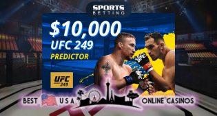UFC 249 Predictor Contest