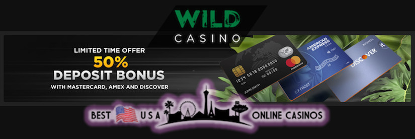 Credit Card Deposit Bonuses for 2020 at a Top U.S. Online Casino