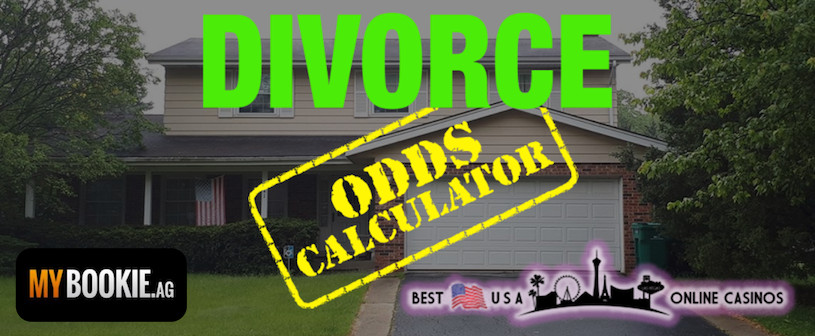 MyBookie Divorce Odds Calculator