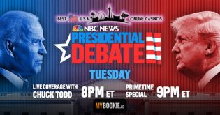 Bet on the 2020 United States Presidential Debate in Nashville
