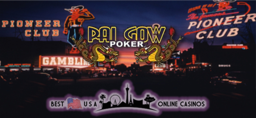 Best Pai Gow Poker USA Online Casinos