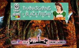 U.S. Casinos Serving Up a Feast of Free Spins and Deposit Bonuses for Thanksgiving