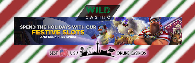 Free Spins for Festive Slot Games at Wild Casino