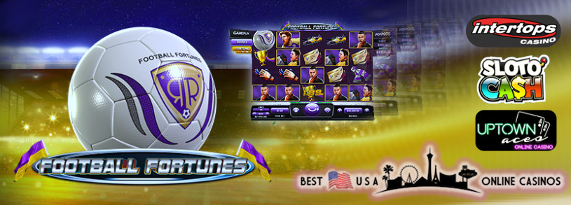 Free Spins for Football Fortunes Slots at USA Casinos
