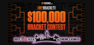 $100,000 MyBookie 2021 March Madness Bracket Contest