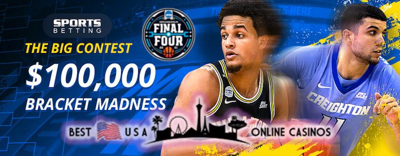 SportsBetting.ag 2021 $100,000 Bracket Madness Contest