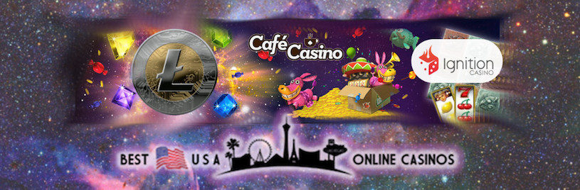 Top U.S. Online Casinos Now Accepting Litecoin Deposits
