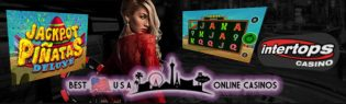 USA Casinos Giving Free Spins and Deposit Bonuses for New Jackpot Piñatas Deluxe Slots