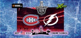Bet 2021 NHL Finals Online