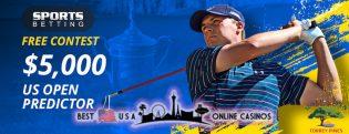 Free 2021 U.S. Open Predictor Contest Giving Away $5,000
