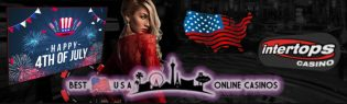 Intertops Happy 4th of July Casino Promotion