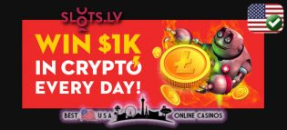 Top U.S. Casino Awarding $1,000 in Cryptocurrency Everyday in July