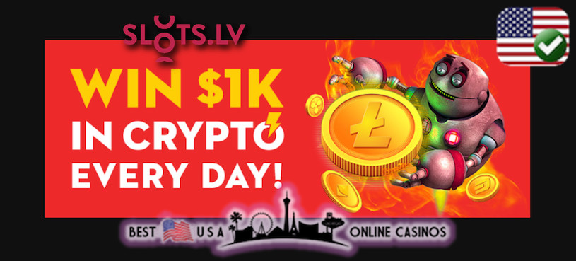 Top U.S. Casino Awarding $1,000 in Cryptocurrency to Players Everyday in July