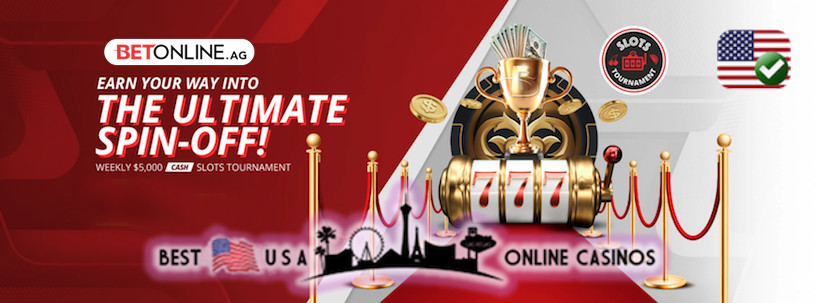 Weekly Ultimate Spin-Off Slots Tournaments at BetOnline