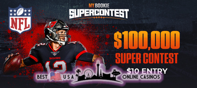 MyBookie $100,000 NFL 2021 SuperContest