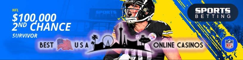 2nd Chance NFL Survivor Pool Starts This Sunday