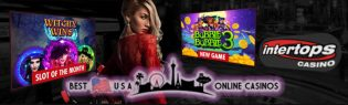 Halloween Casino Promotion at Intertops Giving Away 290 Free Spins and $11,000 in Bonus Cash