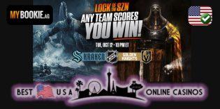 MyBookie 2021-22 NHL Opener Lock of the SZN